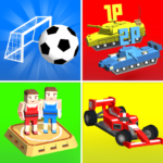 Cubic 2 3 4 Player Games 2.2 APK (MOD, Unlimited Money)