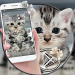 Cute Cat Launcher Theme 4.1 APK (MOD, Unlimited Money)