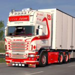 Euro Truck Driving Simulator 3D – Free Game 0.1 APK (MOD, Unlimited Money)