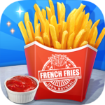 Fast Food – French Fries Maker 1.3  APK (MOD, Unlimited Money)