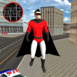 Flying SuperHero Rope Vegas Rescue 2.8 APK (MOD, Unlimited Money)
