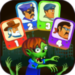 Four guys & Zombies (four-player game) 1.0.2 APK (MOD, Unlimited Money)