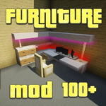 Furniture and Decorations mod for Minecraft PE 1.0.7 APK (MOD, Unlimited Money)
