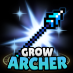 Grow ArcherMaster – Idle Action Rpg 1.3.0 APK (MOD, Unlimited Money)