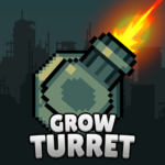 Grow Turret – Idle Clicker Defense 7.5.4 APK (MOD, Unlimited Money)