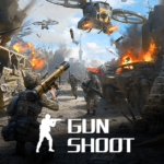 Gun Shoot – FPS shooting game 1.0.5  APK (MOD, Unlimited Money)