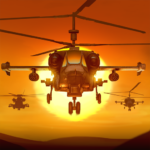 Gunship Force – Battle of Modern Helicopters 3D 3.66.5 APK (MOD, Unlimited Money)