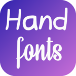Hand Fonts for FlipFont with Font Resizer 2.1.4 APK (MOD, Unlimited Money)