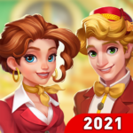 Hotel Fever: Grand Hotel Tycoon Story 1.0.2 APK (MOD, Unlimited Money)