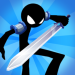 Idle Stickman Heroes: Monster Age 1.0.18  APK (MOD, Unlimited Money)