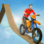 Impossible Bike Track Stunt Games 2021: Free Games 2.0.02 APK (MOD, Unlimited Money)
