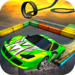 Impossible Stunt Car Tracks 3D 1.6 APK (MOD, Unlimited Money)
