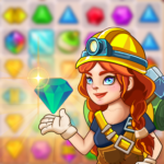 Jewel Mania Story 1.0.2  APK (MOD, Unlimited Money)