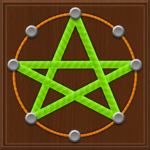 Line puzzle-Logical Practice 2.2 APK (MOD, Unlimited Money)