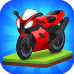 Merge Bike game 1.1.77  APK (MOD, Unlimited Money)