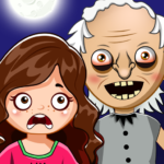 Mini Town: Horror Granny House Scary Game For Kids 2.2 APK (MOD, Unlimited Money)