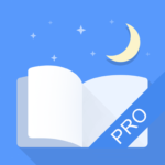 Moon+ Reader Pro Varies with device APK (MOD, Unlimited Money)