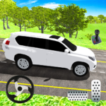 Mountain Car Driving Prado Game: Luxury Jeep 2020 0.1 APK (MOD, Unlimited Money)