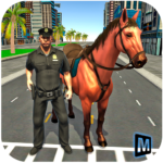 Mounted Police Horse Chase 3D 1.0 APK (MOD, Unlimited Money)