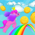 My Little Unicorn Dash 3D HD 1.12 APK (MOD, Unlimited Money)