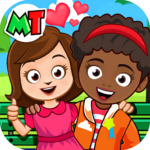 My Town : Best Friends' House games for kids 1.04 APK (MOD, Unlimited Money)