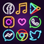Neon Launcher App: Cool Launcher Themes 1.0.4 APK (MOD, Unlimited Money)
