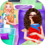 Newborn Care Game Pregnant games Mommy in Hospital 10.0.0 APK (MOD, Unlimited Money)