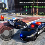 Police Car Driving in City 406 APK (MOD, Unlimited Money)
