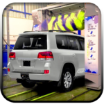 Prado Car Wash Service: Modern Car Wash Games 1.1  APK (MOD, Unlimited Money)