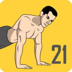 Push Up  –  21 Day Push Up Challenge 2.0.0.5 APK (MOD, Unlimited Money)
