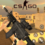 Real Counter Terrorist Strike: New Shooting Games 2.3 APK (MOD, Unlimited Money)