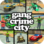 Real Gang Crime: Gangster City 2.3 APK (MOD, Unlimited Money)