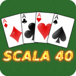 Scala 40 1.0.8 APK (MOD, Unlimited Money)