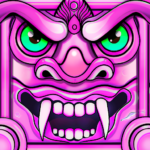 Scary Temple Final Run Lost Princess Running Game 4.2 APK (MOD, Unlimited Money)
