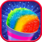 Snow Rainbow Ice Cone Maker: Icy Candy fun 1.0.9 APK (MOD, Unlimited Money)