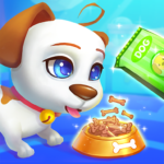 🐶🐶Space Puppy – Feeding & Raising Game 2.2.5038 APK (MOD, Unlimited Money)