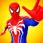 Spider Hero Fight Gangster Rope Battle Crime City 3.0 APK (MOD, Unlimited Money)