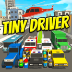 TINY DRIVER 1.1 APK (MOD, Unlimited Money)