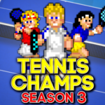 Tennis Champs Returns 3.6.1 APK (MOD, Unlimited Money)