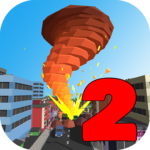 Tornado.io 2 – The Game 3D 1.9.4 APK (MOD, Unlimited Money)