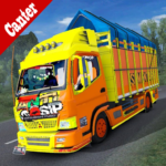 Truck Canter Simulator Indonesia 2021 – Anti Gosip 1.7 APK (MOD, Unlimited Money)