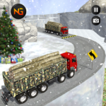 US Army Cargo Transport Truck Driving Simulator 1.0.1 APK (MOD, Unlimited Money)