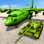 US Army Tank Transporter Truck Driving Games 2021 1.9 APK (MOD, Unlimited Money)