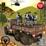 US Army Truck Driving 2018: Real Military Truck 3D 1.0.5  APK (MOD, Unlimited Money)