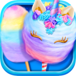 Unicorn Cotton Candy Maker – Rainbow Carnival 1.2 APK (MOD, Unlimited Money)