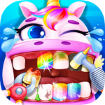 Unicorn Dentist – Rainbow Pony Beauty Salon 1.4  APK (MOD, Unlimited Money)