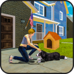 Virtual Family pet Dog Simulator 9 APK (MOD, Unlimited Money)