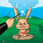 Whack a Bunny – Tap Tap Hole Puzzle 🐰 1.0.1.6 APK (MOD, Unlimited Money)