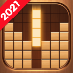 Wood Block Puzzle – Free Classic Brain Puzzle Game 1.4.5  APK (MOD, Unlimited Money)