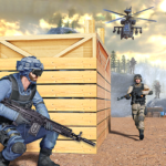 new action games  : fps shooting games 3.8 APK (MOD, Unlimited Money)
